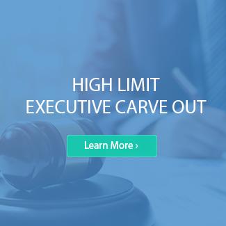 gavel on a lawyers desk